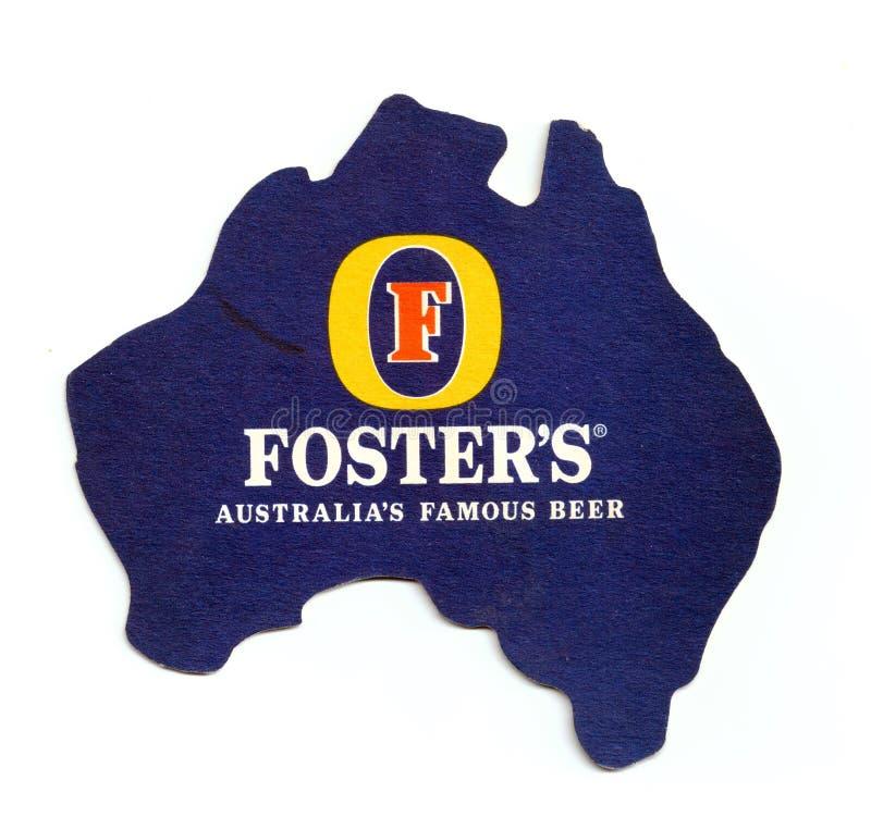 Pousa-copos adotiva da cerveja foto de stock royalty free