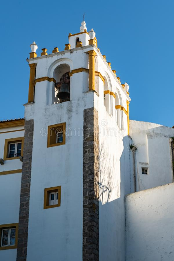 Pousada Convento de Evora στοκ φωτογραφία με δικαίωμα ελεύθερης χρήσης