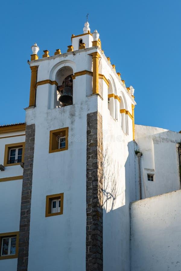 Pousada Convento de Evora royalty free stock photo