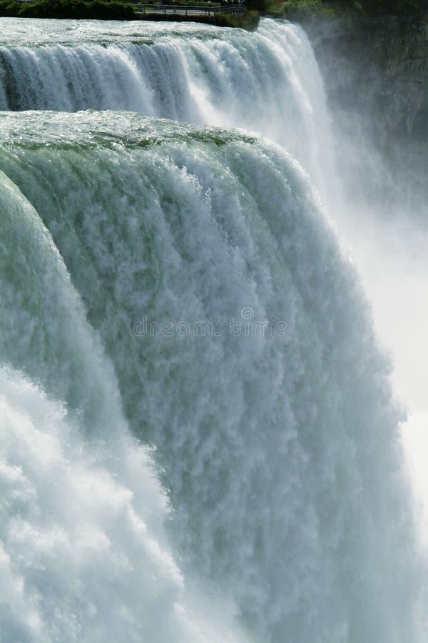 Pouvoir de cascade images stock