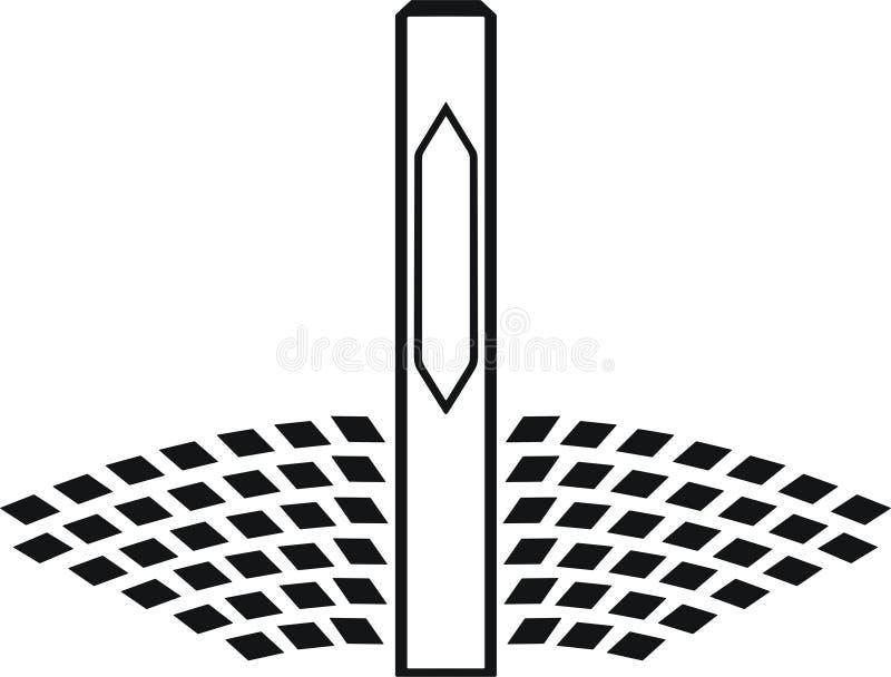 pouvoir Espagne du sud solaire de centrale de panneaux images stock