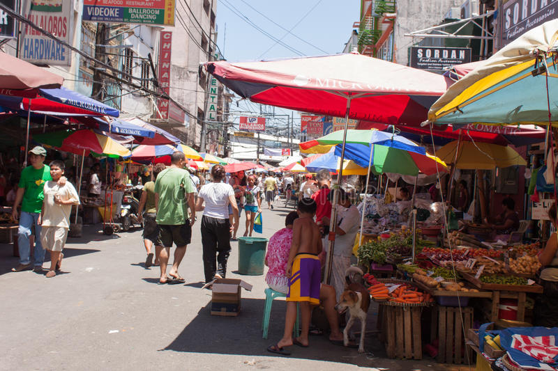 Download Asia market editorial stock photo. Image of market, church - 25574398