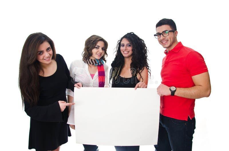 Povos adultos novos árabes fotos de stock royalty free