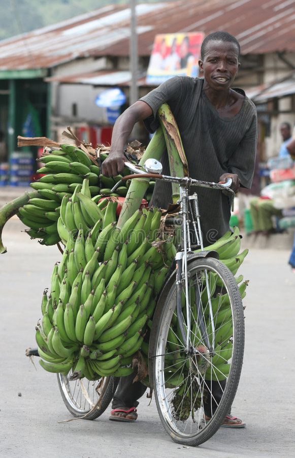 Povos de África foto de stock royalty free