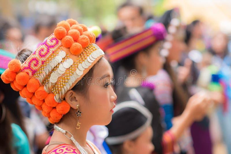 Povos de Luang Prabang fotos de stock