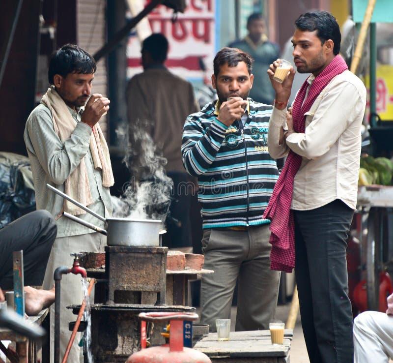 Povos indianos imagem de stock royalty free