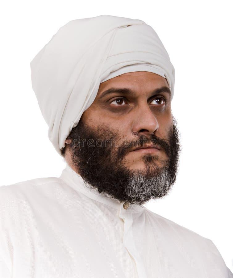 Povos muçulmanos fotografia de stock royalty free