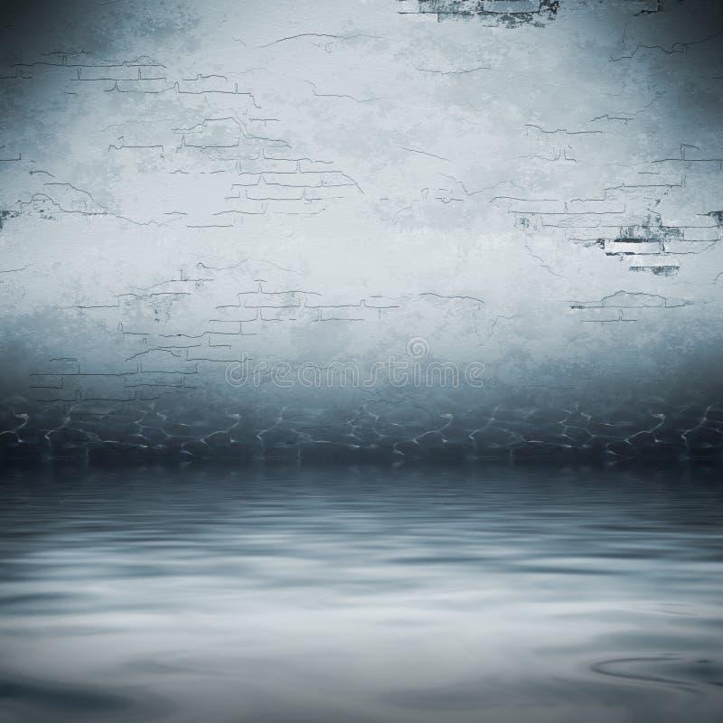 powódź ilustracja wektor
