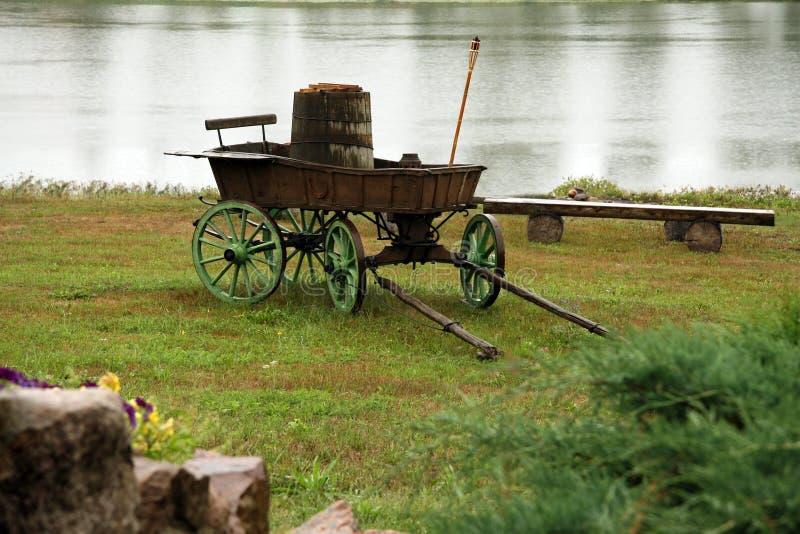 powóz. zdjęcie royalty free