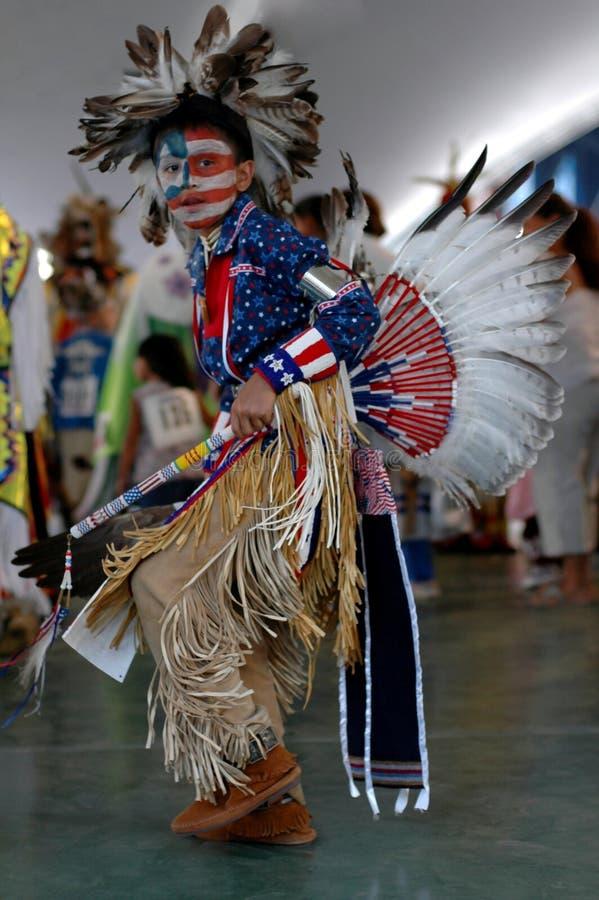 Free Pow Wow Portrait Stock Photos - 4255823