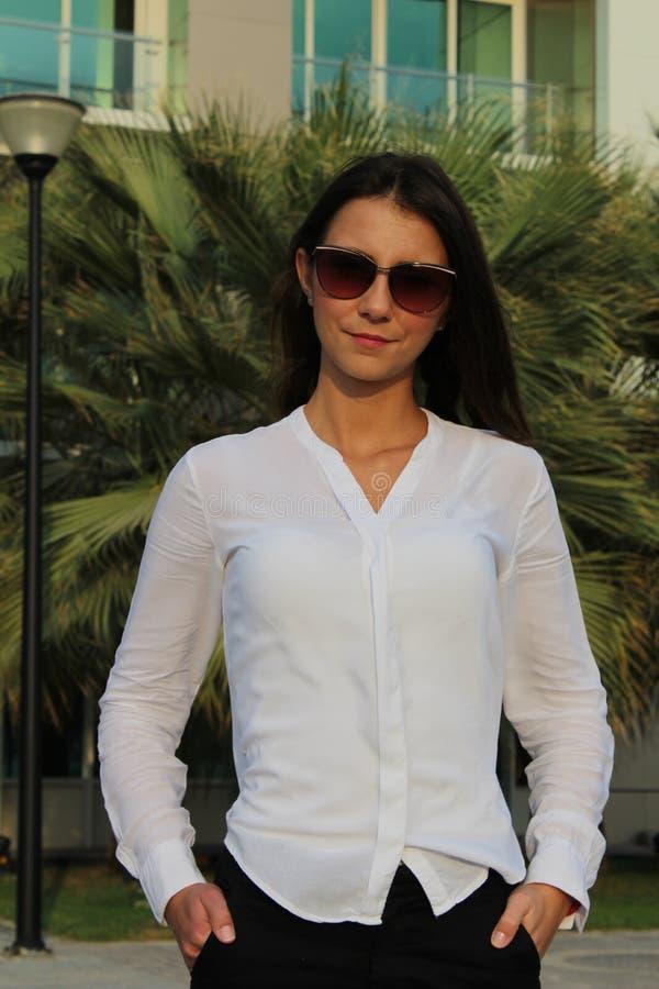 Poważne biznesowe kobiety - Akcyjny wizerunek obrazy stock