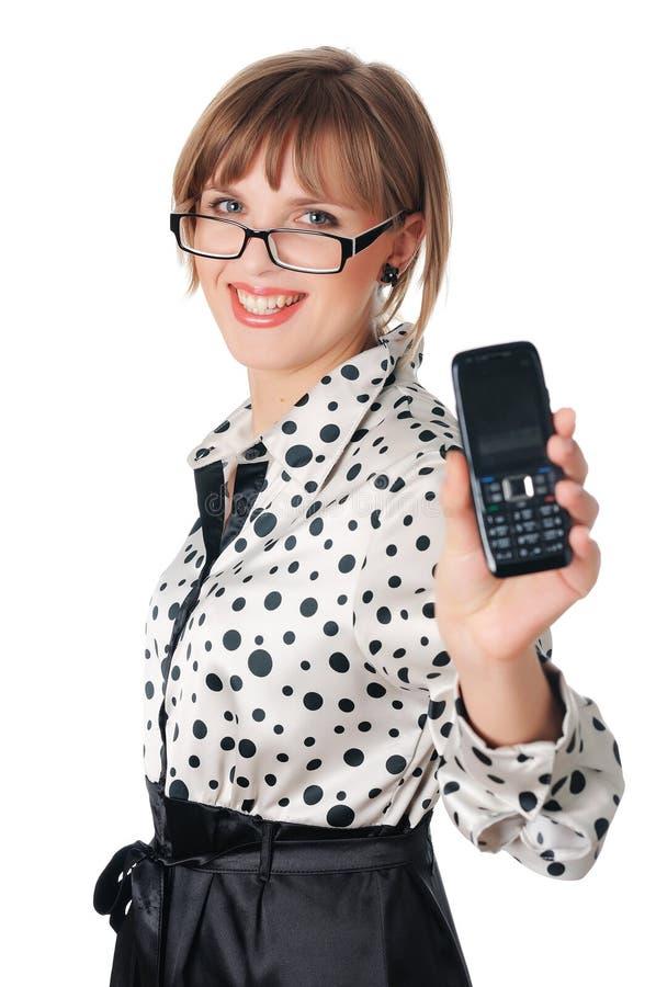 Download Powabna Młoda Biznesowa Kobieta Obraz Stock - Obraz złożonej z atrakcyjny, dorosły: 13326169