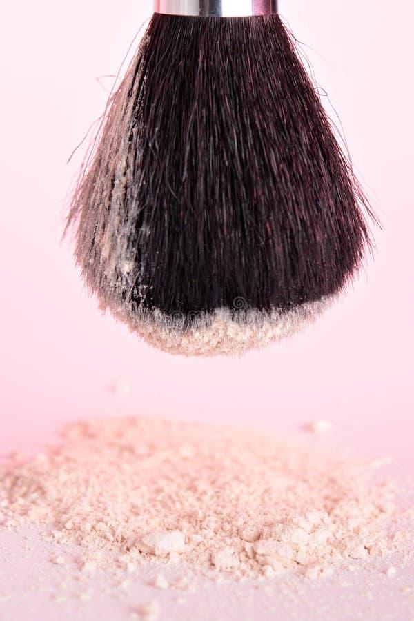 Free Powder And Brush Royalty Free Stock Photo - 2155065