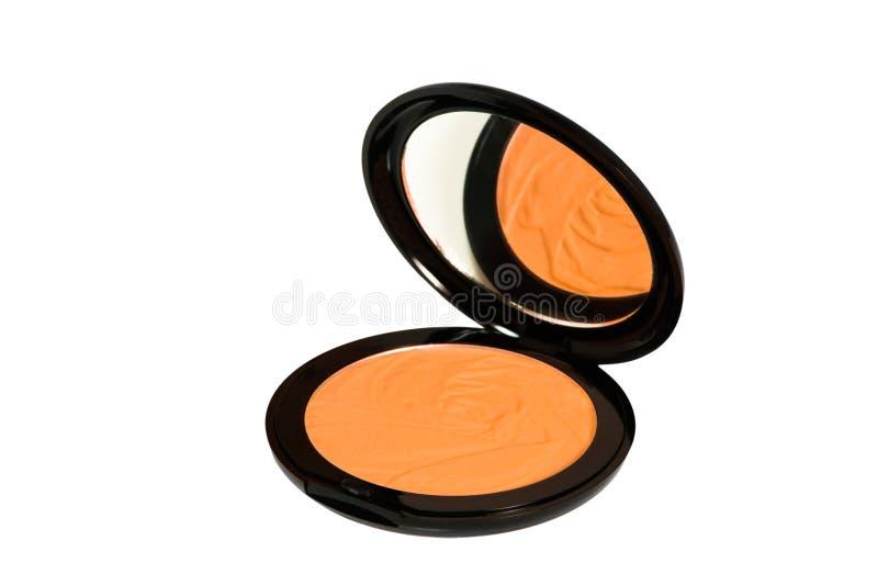 Download Powder Compact stock image. Image of make, reflection - 26212875