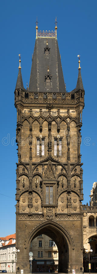 Powder Tower royalty free stock photography