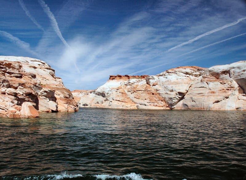 powell jeziorna woda obrazy royalty free