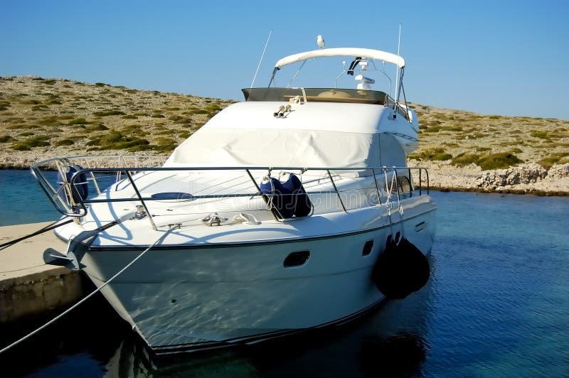 Power Boat Stock Image