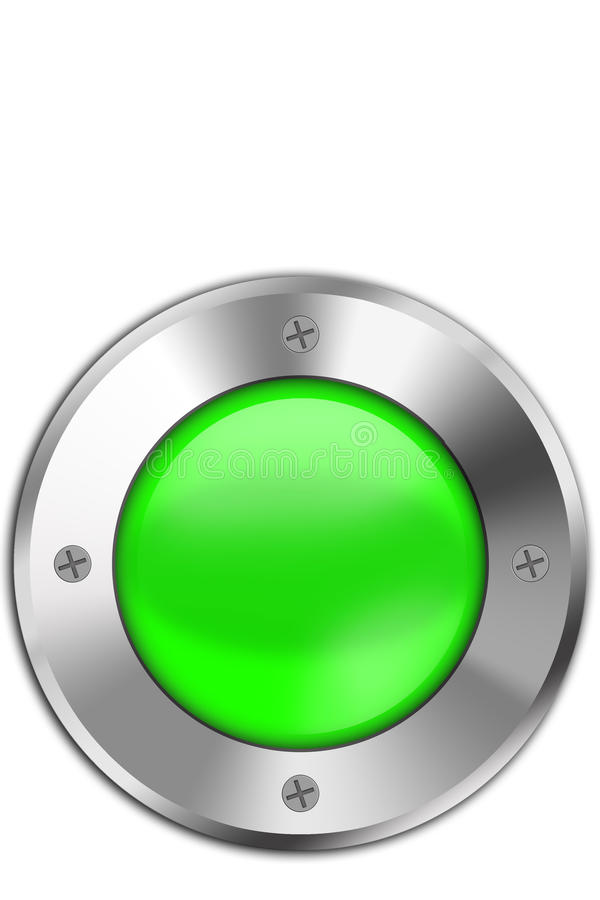 Power button vector illustration