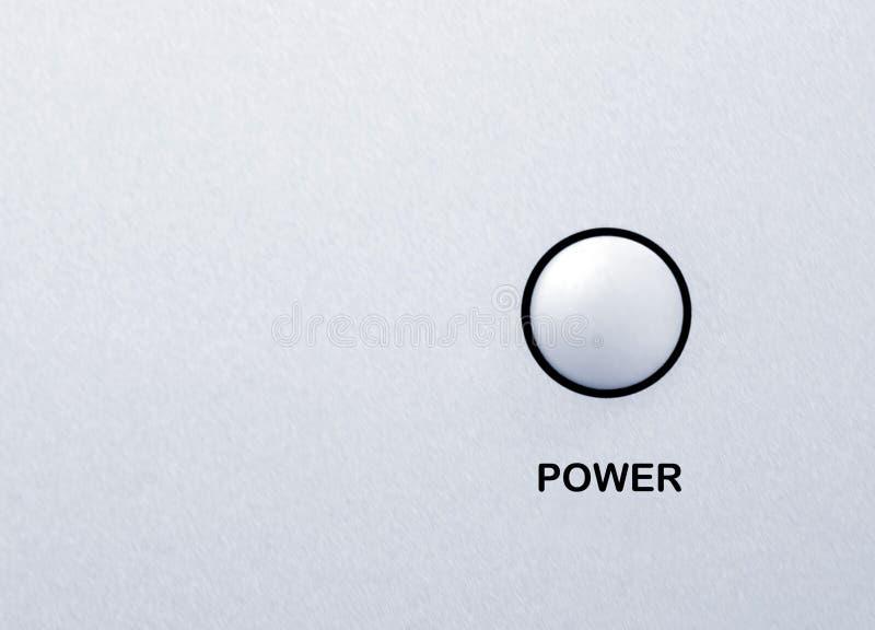 Power button royalty free stock photos
