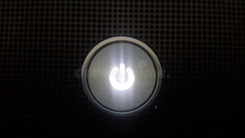 Power button royalty free stock images