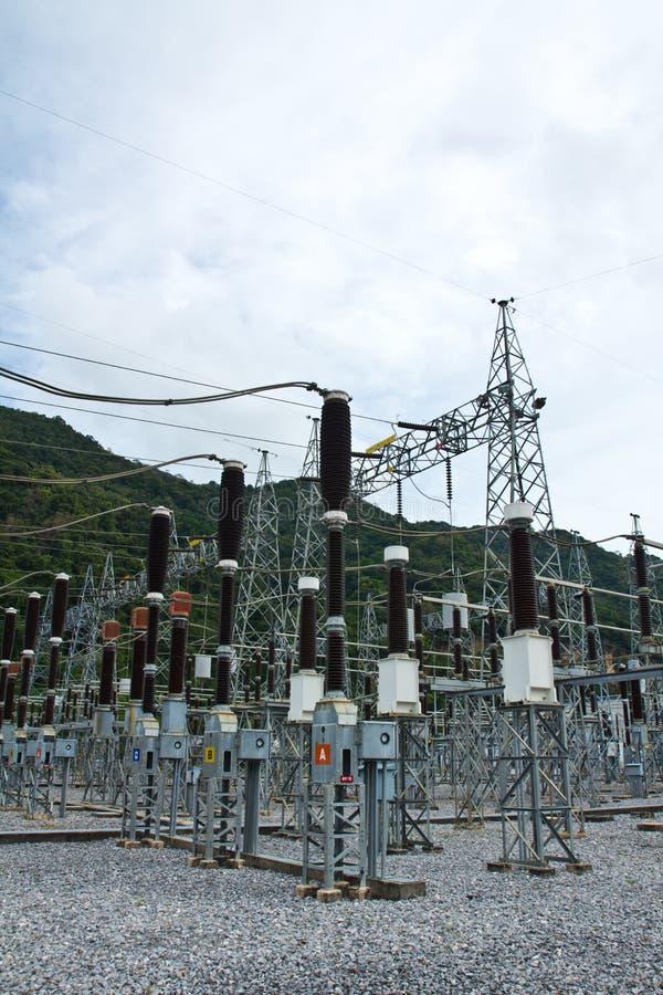 Power Circuit Breaker Stock Photos