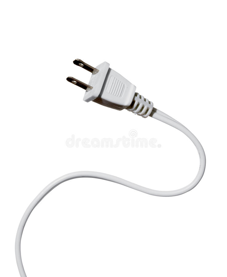 Download Power cord stock image. Image of consumption, supply - 10200341
