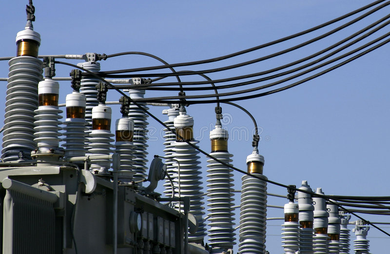 Download Power Distribution Equipment Stock Photo - Image: 521490