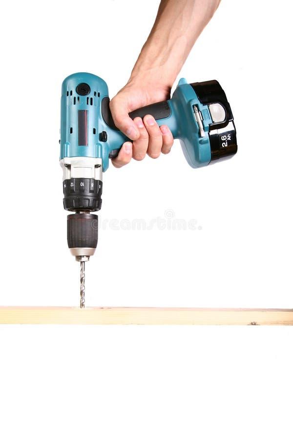 Free Power Drill Royalty Free Stock Photo - 1784055