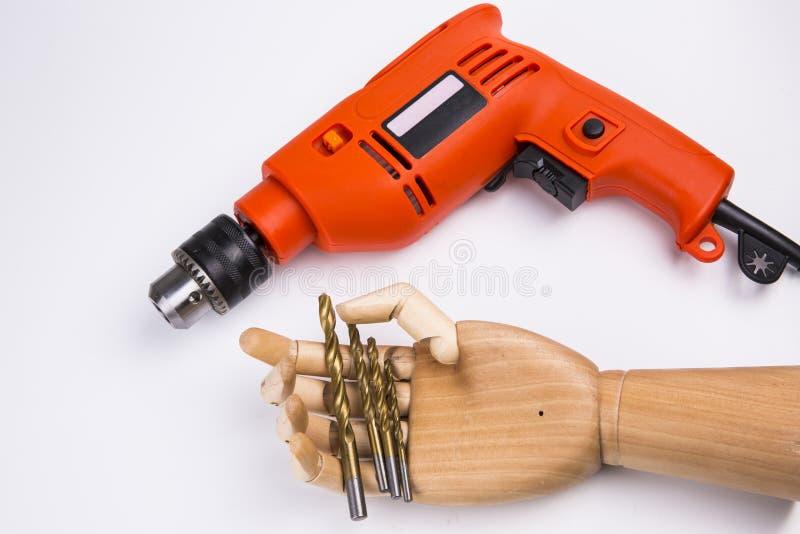 Power Drill stock photo