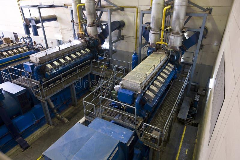 Power generation royalty free stock photo