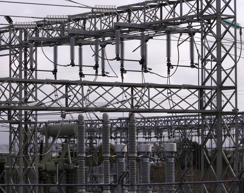 Download Power Generation Transformer Stock Photo - Image: 12156248