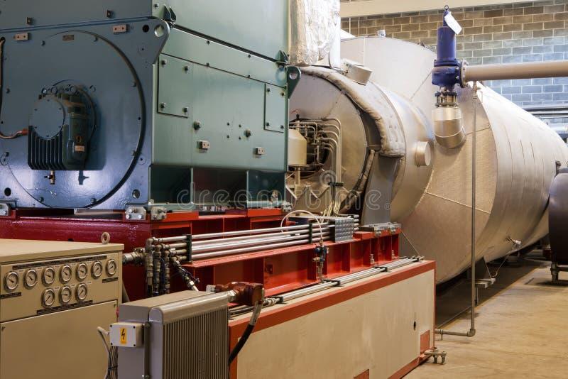 Power generator royalty free stock photography