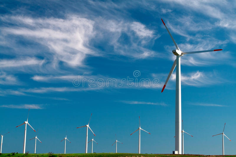 Download Power Generators stock image. Image of spring, electrical - 9377465