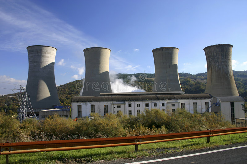 Power Industry royalty free stock image