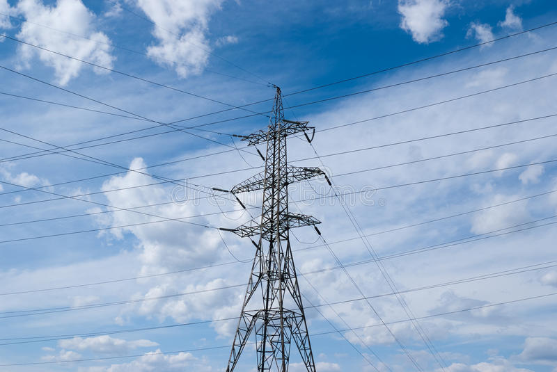 Download Power Line Stock Photography - Image: 22910452
