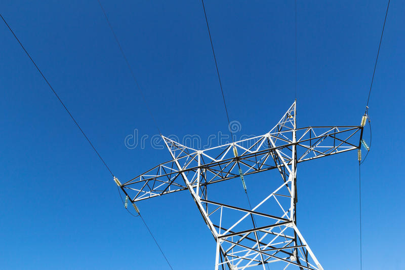 Download Power line stock photo. Image of electric, wire, steel - 39513210