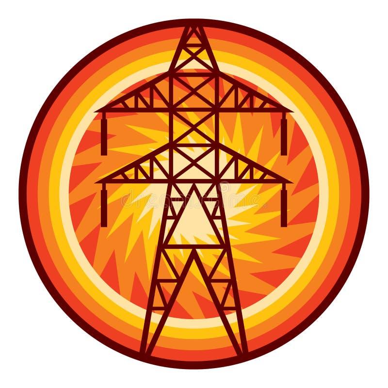 Free Power Line Symbol Royalty Free Stock Photos - 32153118