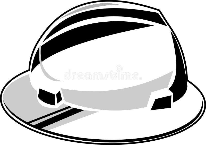Download Power lineman hard hat stock illustration. Illustration of hard - 7272124