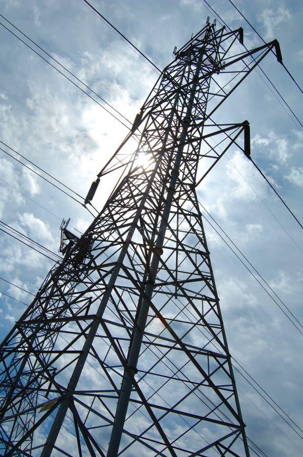 Free Power Lines Stock Photos - 10491223