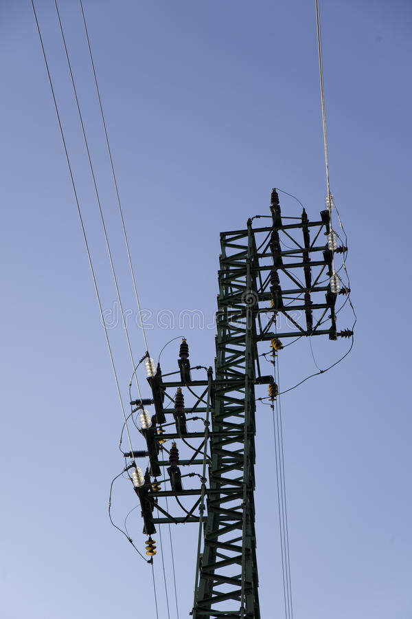 Download Power Lines Stock Images - Image: 11911734