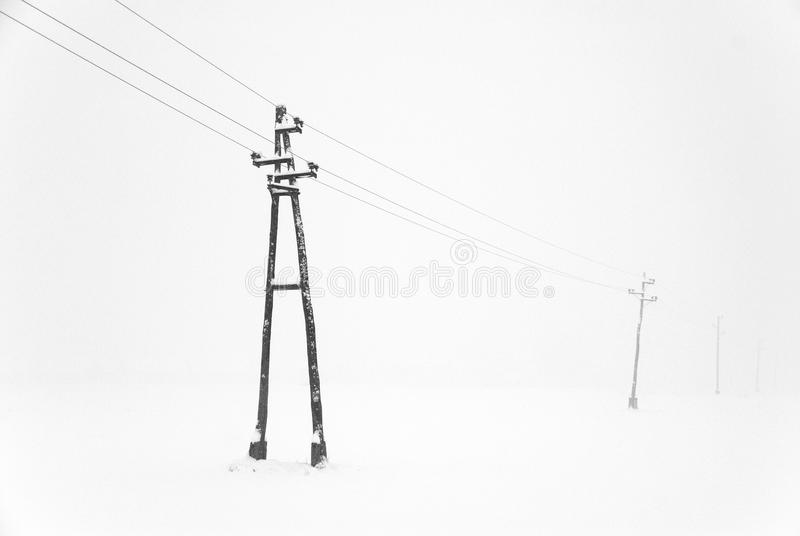 Download Power Lines Royalty Free Stock Photography - Image: 13601727