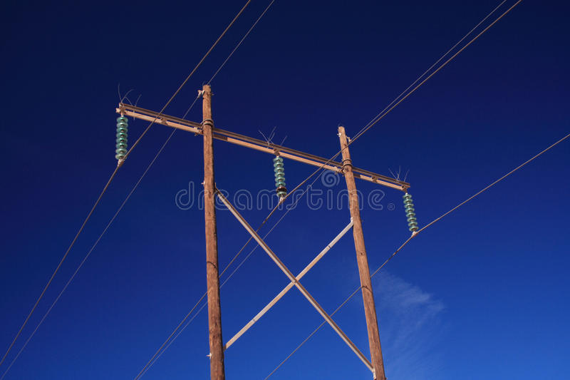 Download Power lines stock photo. Image of lines, high, poles - 13808878