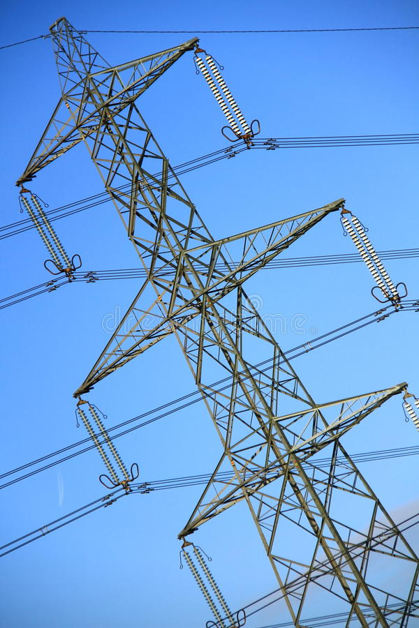 Download Electrical Power Station Stock Photography - Image: 17418642