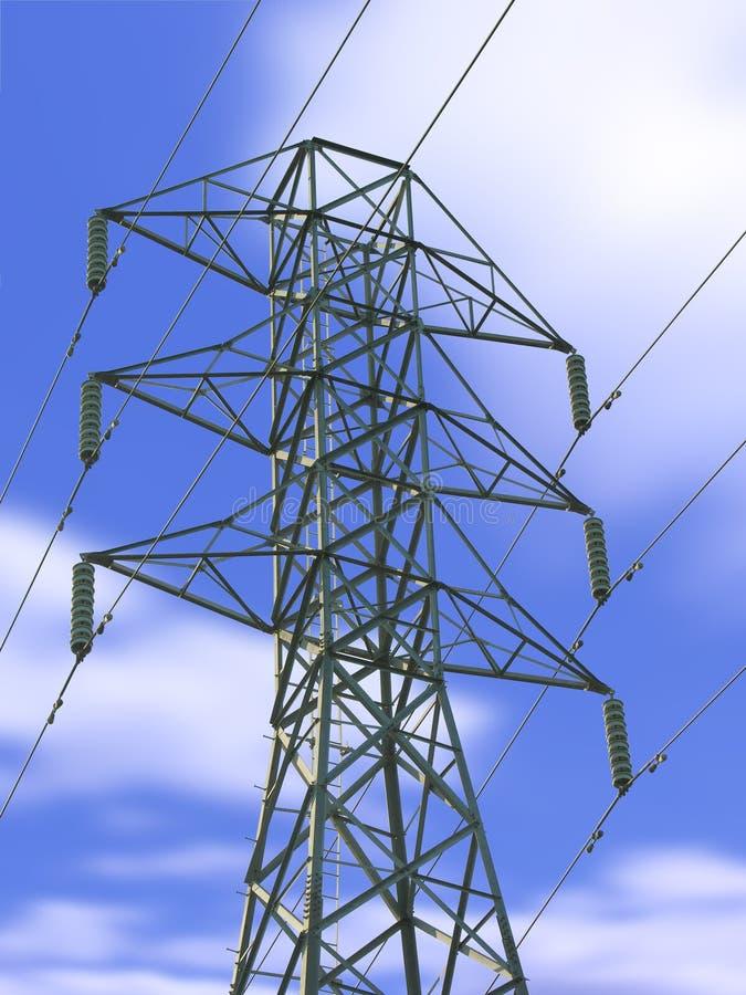 Free Power Lines Stock Photo - 676840