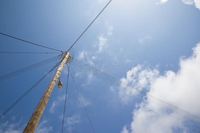 Download Power network stock image. Image of plant, cable, energy - 19705371