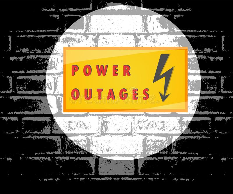 Power Cut Rubber Stamp Royalty Free Cliparts, Vectors, And Stock  Illustration. Image 86850832.