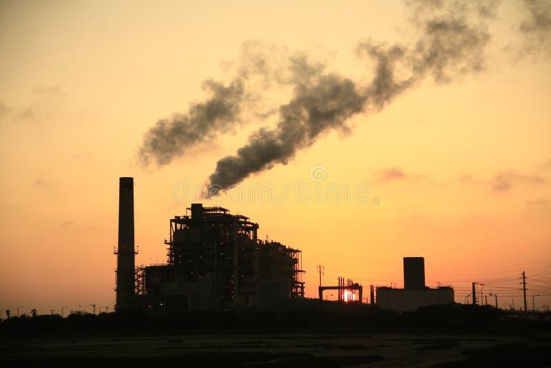 Download Power Plant stock image. Image of smog, smoking, house - 16879541