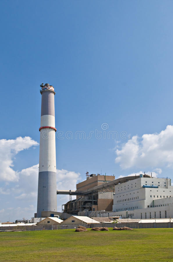 Download Power plant stock image. Image of plant, electric, high - 21898217