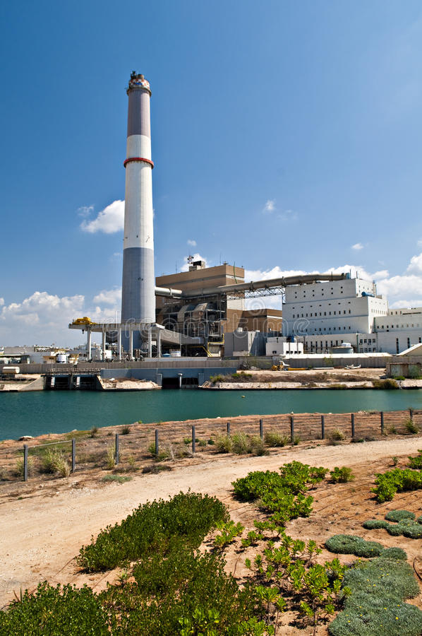 Download Power plant stock image. Image of plant, environment - 21898309