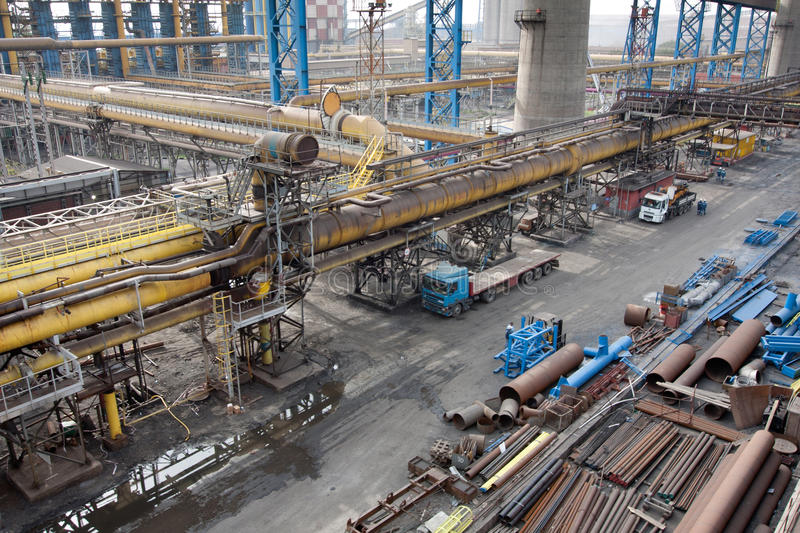 Download Power Plant Stock Photo - Image: 24205720
